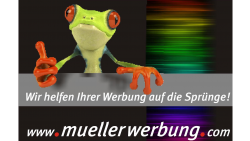 Müllerwerbung - Sponsor im Ski und Eisfasching Geising